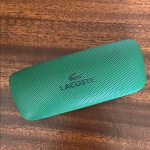 Lacoste Sunglasses Case